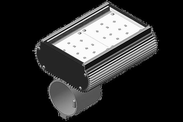 Консольный светодиодный светильник Prometey 20, защита IP 67. Срок службы 70000ч. Сертификаты качества и CT KZ. Сделано в Казахстане
