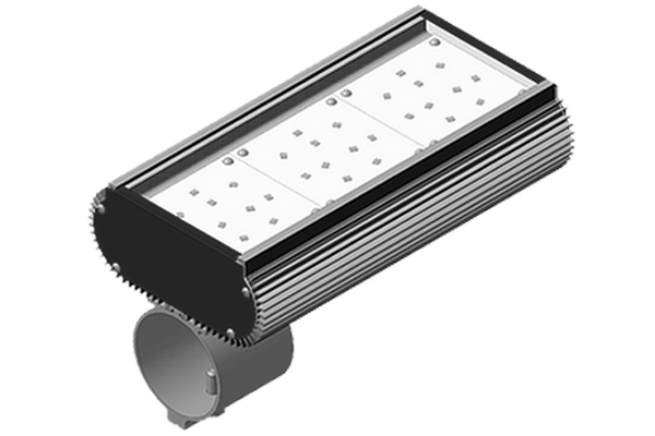 Консольный светодиодный светильник Prometey 30, защита IP 67. Срок службы 70000ч. Сертификаты качества и CT KZ. Сделано в Казахстане