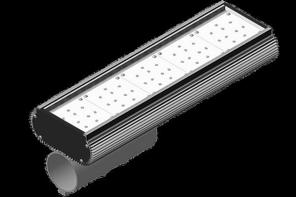 Консольный светодиодный светильник Prometey 50, защита IP 67. Срок службы 70000ч. Сертификаты качества и CT KZ. Сделано в Казахстане