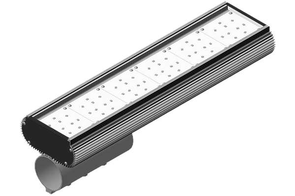 Консольный светодиодный светильник Prometey 60, защита IP 67. Срок службы 70000ч. Сертификаты качества и CT KZ. Сделано в Казахстане