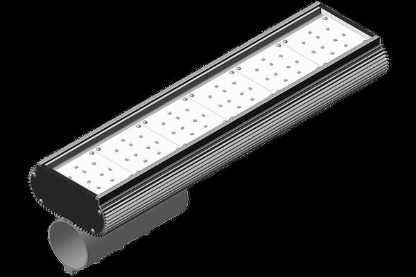 Консольный светодиодный светильник Prometey 80, защита IP 67. Срок службы 70000ч. Сертификаты качества и CT KZ. Сделано в Казахстане