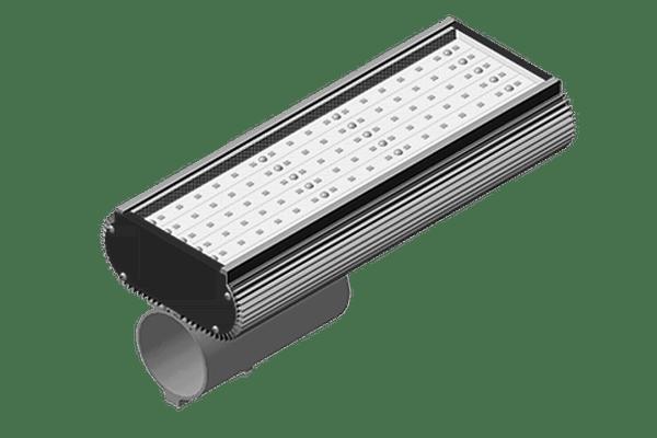 Уличный светодиодный светильник SL 72, степень защиты IP 67. Срок службы 70000 ч. Сертификаты соответствия и CT KZ. Сделано в Казахстане
