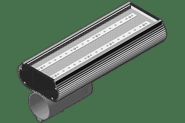 Уличный светодиодный светильник SL 96, степень защиты IP 67. Срок службы 70000 ч. Сертификаты соответствия и CT KZ. Сделано в Казахстане