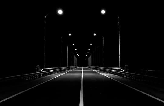 Освещение на улице